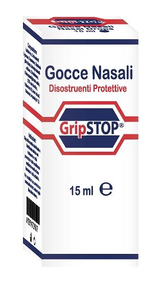 D.m.g. Italia Gocce Nasali Grip Stop 15 Ml