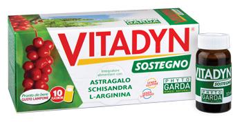 Phyto Garda Vitadyn Sostegno 10 Flaconcini 10 Ml