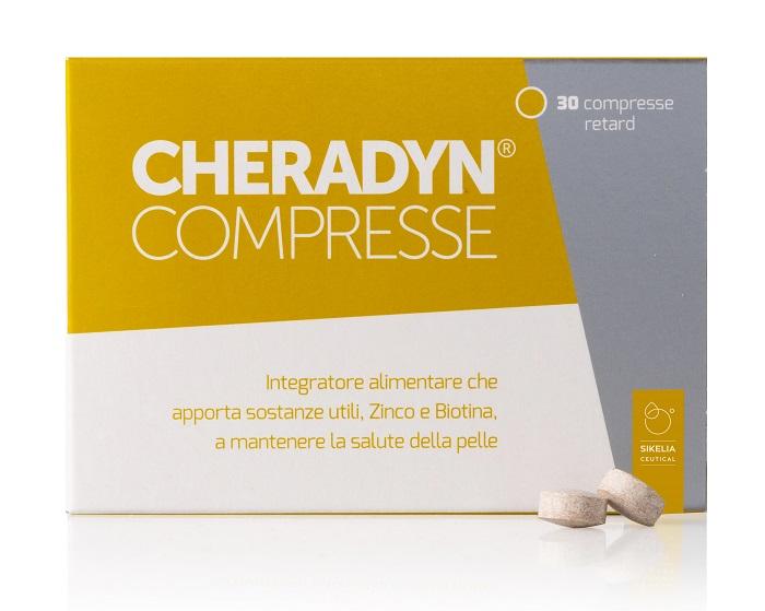 Derma team Cheradyn 30 Compresse