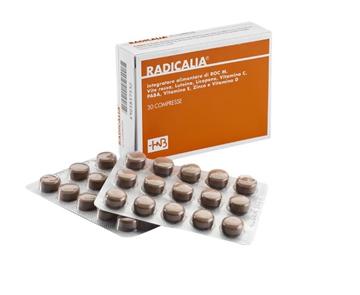 Derma team Radicalia 30 Compresse
