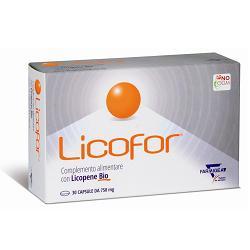 Farmigea Licofor 30 Capsule 750 Mg
