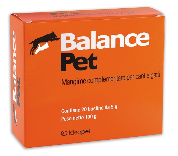 Ellegi Balance Pet 20 Bustine