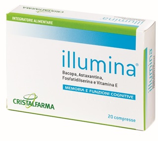 Cristalfarma Illumina 20 Compresse