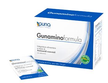 Gunamino Formula 24 Bustine 156 G