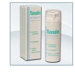 Farma derma Fluvadin Gel Detergente Ph Neutro Senza Sapone 150 Ml