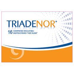 Fb Health Triadenor 16 Compresse 20 G