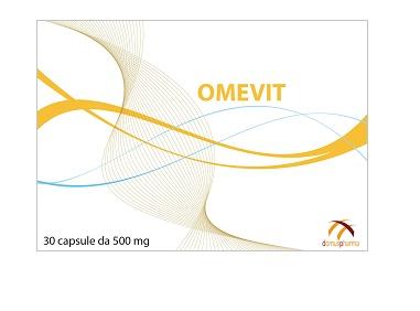 Domuspharma Omevit 30 Capsule