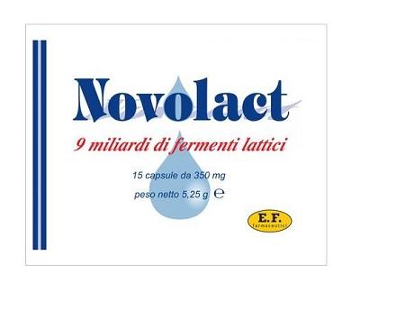 Etna Farma Di Carlo La Morella Novolact 15 Capsule