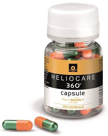 Difa Cooper Heliocare 360 Oral 30 Capsule