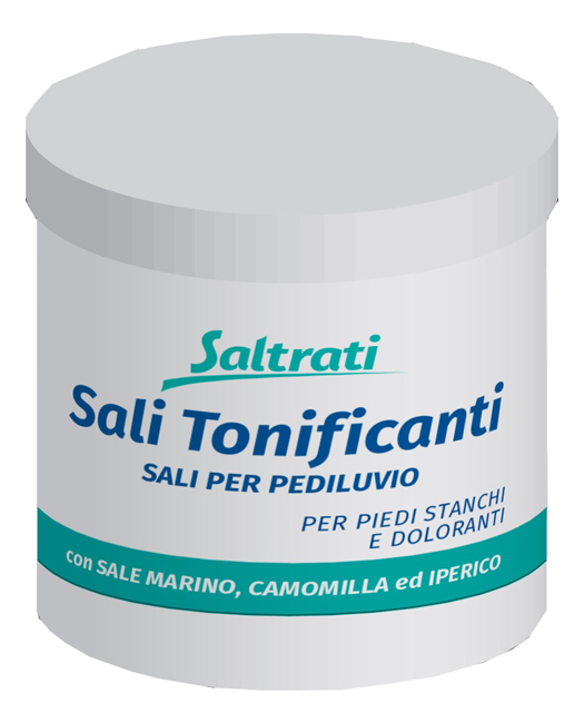 Pasquali Saltrati Sali Tonificanti 200 G