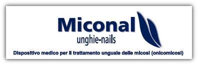 Morgan Miconal Unghie Smalto Trattamento Micosi 8 Ml