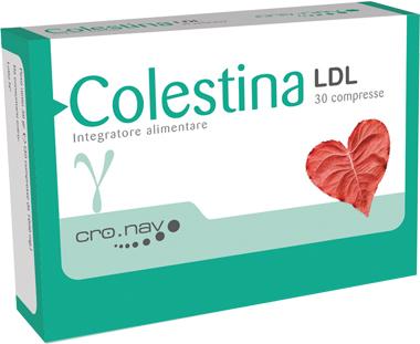 Cro.nav Colestina Ldl 30 Compresse