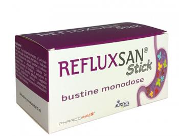 Aurora Biofarma Refluxsan Stick 24 Bustine Monodose