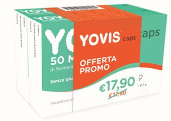 Alfasigma Yovis Caps 10 10 Capsule Bundle Pack