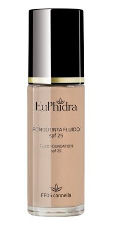 Zeta Farmaceutici Euphidra Skin Color Fondotinta Fluido Ff05 Cannella