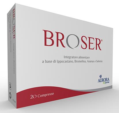 Aurora Licensing Broser 20 Compresse