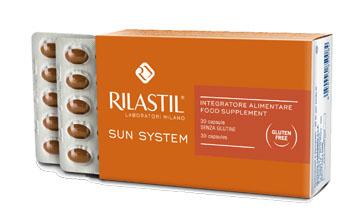 Ist.ganassini Rilastil Sun System Capsule Special Price