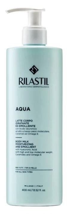 Ist.ganassini Rilastil Aqua Latte Corpo Formato Speciale