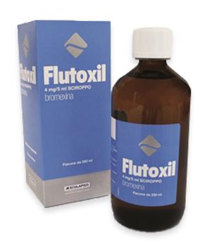 Flutoxil 4 Mg/5 Ml Sciroppo Flacone Da 250 Ml
