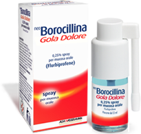 Neoboro Golado 0,25% Spray Per Mucosa Orale Gusto Menta, 1 Flacone Da 15 Ml
