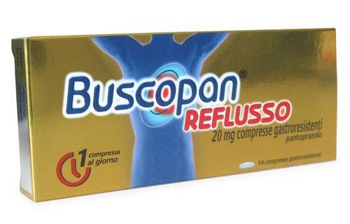 Buscopan Reflusso 20 Mg Compresse Gastroresistenti 14 Compresse In Blister Al Al