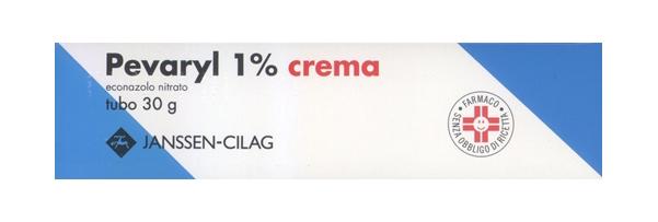 Pevaryl 1 Crema Tubo Da 30 G