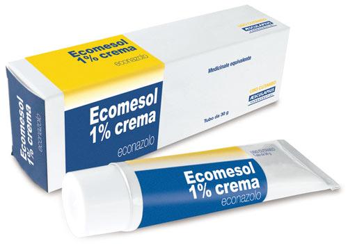 Ecomesol 1% Crema 1 Tubo 30 G