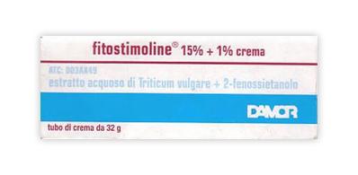 Fitostimoline 15 Crema Tubo Da 32 G