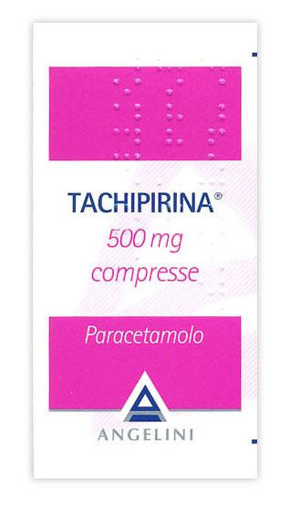 Tachipirina 500 Mg Compresse 20 Compresse
