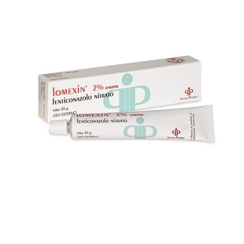 Lomexin 2 Crema Tubo 30 G