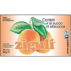 Falqui Prodotti Farmac. Ziguli Albicocca 36 Palline 22 G