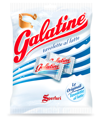 Cloetta Italia Galatine Latte 50 G