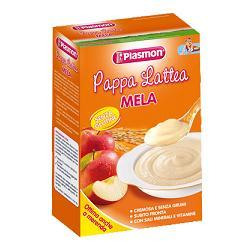 Plasmon Pappa Lattea Mela 250 G 1 Pezzo