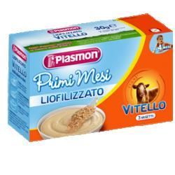 Plasmon Liofilizzato Vitello 10 G X 3 Pezzi