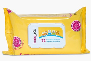 Meda Pharma Babygella Salviettine Detergenti Per 72
