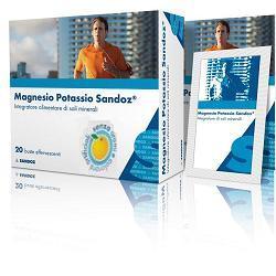 Sandoz Magnesio Potassio 20 Bustine
