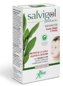 Aboca  Societa'' Agricola Salvigol Bio Pediatric 30 Tavolette