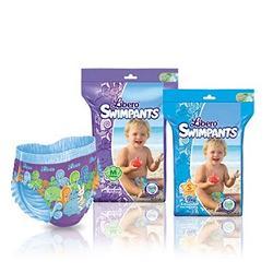 Pannolini Mare piscina Libero Swim Pants Per Bambino Taglia S 6 Pezzi