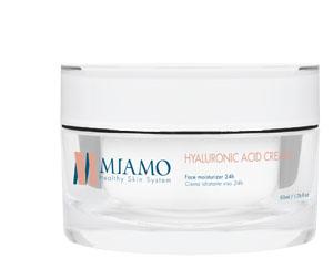 Med Miamo Total Care Hyaluronic Acid Cream 50 Ml Crema Idratante Viso 24h