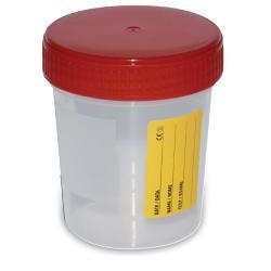 Corman Contenitore Urina Con Tappo Medipresteril Capacita 120ml