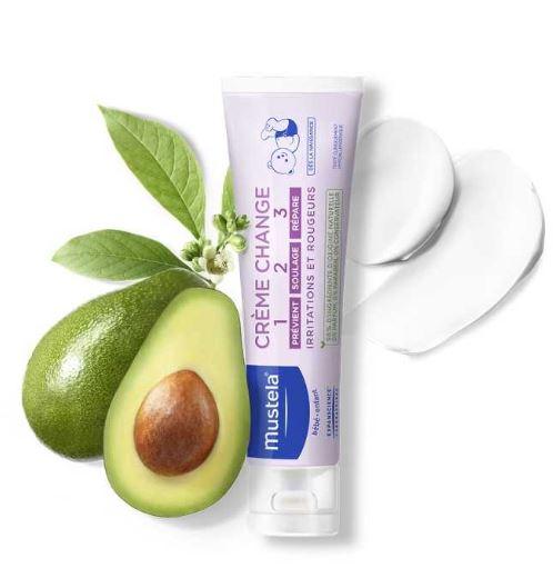 Mustela Linea Cambio Pannolino Pasta Cambio 123 Lentiva Protettiva 50 ml