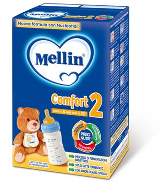 Mellin Comfort 2 600 G