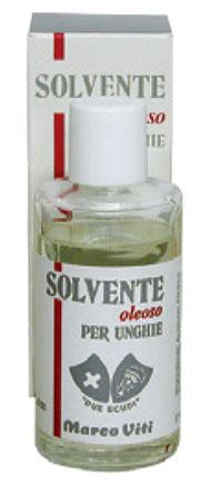 Marco Viti Farmaceutici Unghiasil Solvente Oleoso 50 Ml