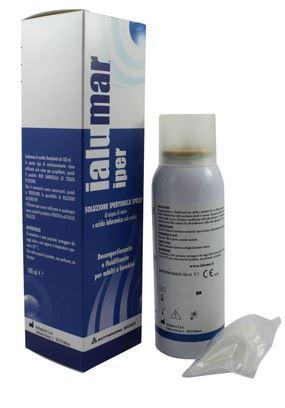 Meda Pharma Soluzione Ipertonica Ialumar 100 Ml Taglio Prezzo