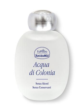 Zeta Farmaceutici Euphidra Amidomio Acqua Di Colonia 100 Ml