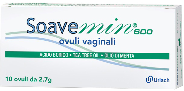 Ar Fitofarma Soavemin 600 Ovuli