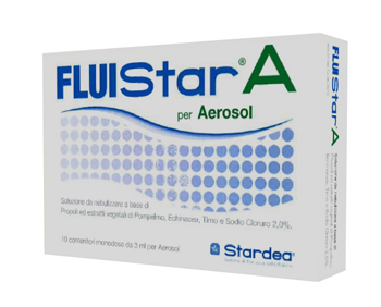 Stardea Fluistar A 10 Monodose Da 3 Ml Per Aerosol