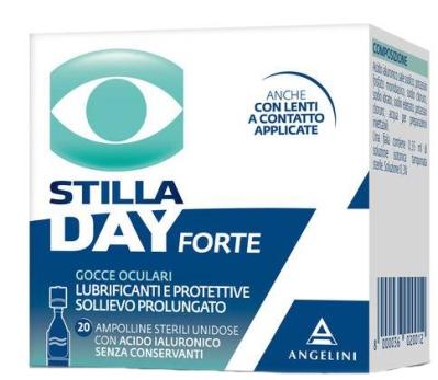 Angelini Stilladay Forte 0,3% 20 Ampolle 0,35 Ml