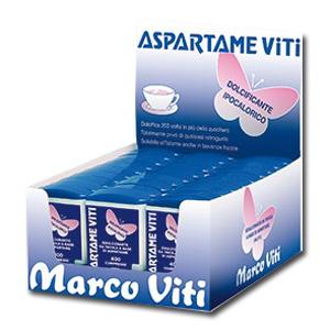 Marco Viti Farmaceutici Aspartame Viti 400 Compresse 43 Mg