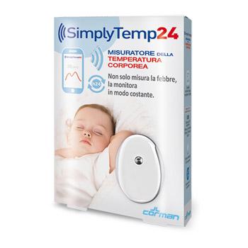 Corman Simplytemp24 Termometro Bluetooth